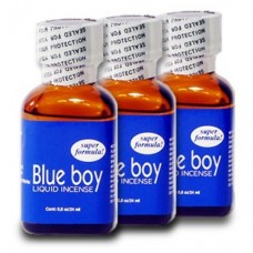 Blue Boy Poppers - 24ml 10 flesje